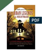 Arenas Joe - 13 Urban Legends & a Nightmare (Bilingüe)