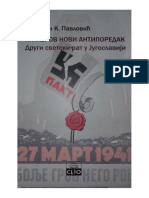 Стеван К. Павловић, Хитлеров Нови Антипоредак