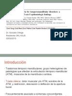 Presentation DTM