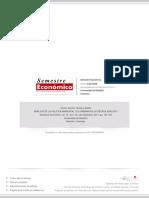 Análisis de la política ambiental colombiana 2000-2010
