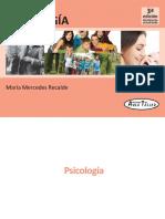Psicologia (3a. Ed.) - Recalde, Maria Mercedes