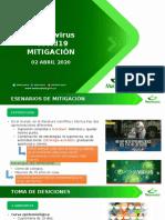 Plan de mitigación COVID19 02042020