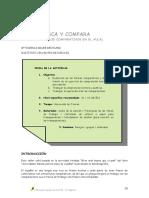 Actividad - Busca y compara (comparativos) FICHA
