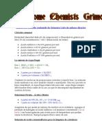 archibo quimica