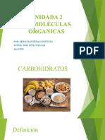 Biomoléculas orgánicas Carbohidratos.pptx