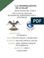 politica fiscal y monetaria.docx