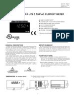 RedLion Meter Manual