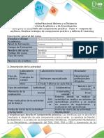 Guía para el desarrollo del componente práctico - Paso 4 - Carpeta de archivos. Realizar trabajos de componente práctico y talleres B-Learning 1