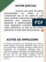 Clase 08- ACTUACIONES JUDICIALES Y PROVIDENCIAS DEL JUEZ (2).ppt