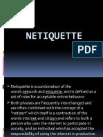 NETIQUETTE-POWERPOINT