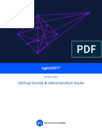 LightSOFT V14.2 Getting Started and Administration Guide