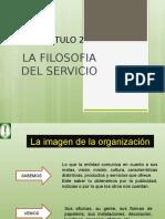 CAP 2 - LA FILOSOFIA DEL SERVICIO