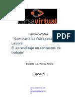 Clase 5 -  Psicopedagogía laboral - Cursa Virtual.docx
