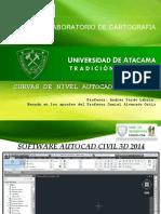 1_IMPORTACION DE DATOS CON CIVIL 3D