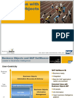 Introduction With BO & SAP