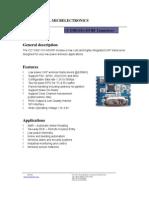 CC11001101-433 RF Module
