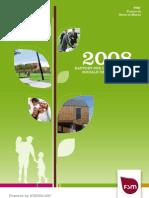 Rapport RSE 2008 - FSM