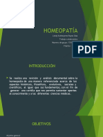 CARTILLA HOMEOPATÍA