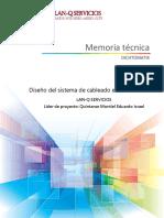 Memoria técnica DICHTOMATIK