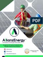 Contenido Instalación de Paneles Solares Online