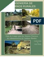 Construccion de Carreteras Rurales