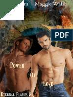 11 Cree Storm & Maggie Walsh - Llama Eterna 8 - El Poder Del Amor