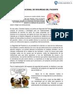 DOCUMENTO SEMANA 2 POLITICA NACIONAL DE SEGURIDAD DEL PACIENTE