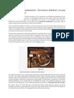 S2Q - Lectura complementaria - Revolución industrial y la gran industria del caucho