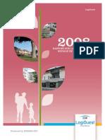 Rapport RSE 2008 - LogiOuest