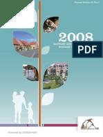 Rapport RSE 2008 - Habitat du Nord
