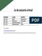 Horario de asesoría virtual.pdf
