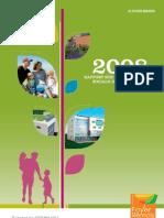 Rapport RSE 2008 - Foyer Rémois