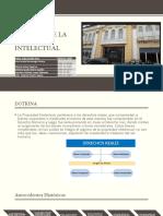 REGISTRO DE LA PROPIEDAD INTELECTUAL. Expo de Registral