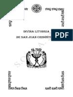 Texto liturgia