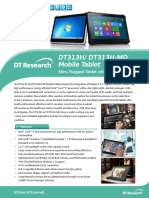 DT313 Series Datasheet