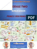 PRINCE2 Roadmap 2018 - Projex Academy