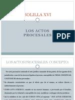 BOLILLA XVI.pptx
