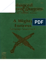 AD&D a Mighty Fortress