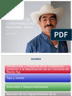 PPT acuerdo donación