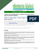 32.Influencia de la actividad física y los hábitos nutricionales sobre el riesgo de síndrome metabólico.pdf