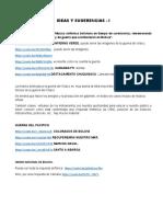 IDEAS Y SUGERENCIAS PARA EL CICLO CORONAVIRUS - I