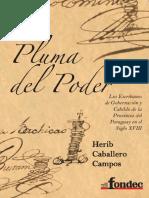 Los escribanos de la gobernación y cabildo de Paraguay en el siglo XVIII.pdf