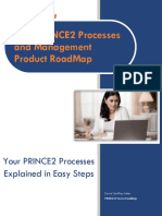 Your PRINCE2 Processes and Products Roadmap - Projex Academy