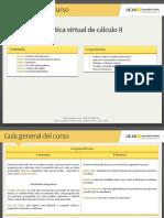 Guía general del curso