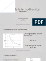 Leyes de la termodinamica 3