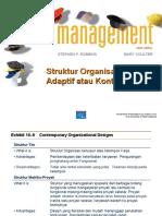 Organisasi adaptif