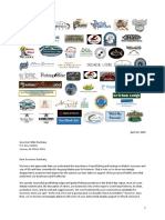 Bristol Bay lodges letter to Gov. Dunleavy