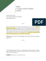 Pilar Ponce Leiva - Séneca en los Andes, Neoesticismo y crítica social en Quito a fines del siglo XVII