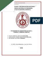 4 Informe de Fisica de Trabajo y Energia Cinetica