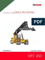 Maintenance Manual - DRT 450.pdf